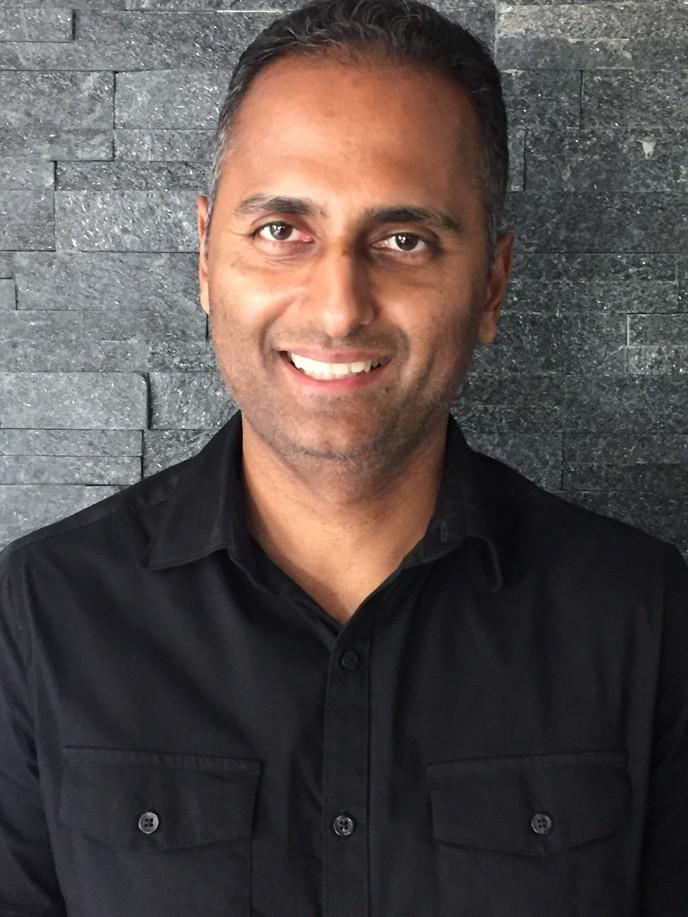 President Nick Patel