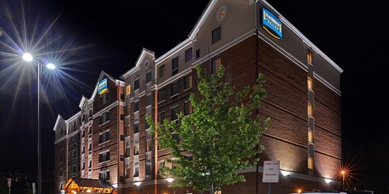 Staybridge Suites Stafford Exterior